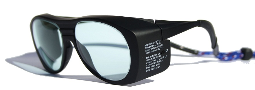 LG-080 IR Laesr safety Glasses